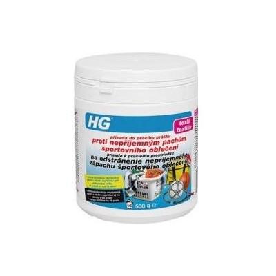 HG Přísada do pracího prášku proti nepříjemným pachům sportovního oblečení 150 g