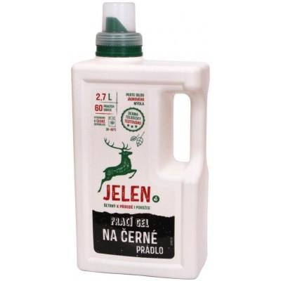 Jelen Prací gel na černé prádlo 2,7 l
