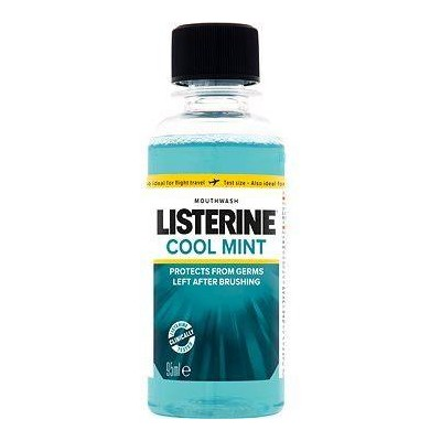 Listerine Cool Mint ústní voda 95 ml