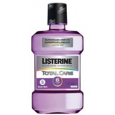 Listerine Total Care ústní voda 1000 ml