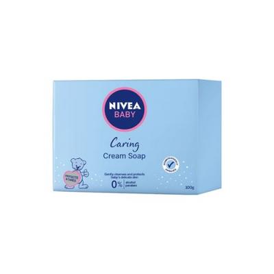 Nivea Baby Krémové mýdlo 100 g