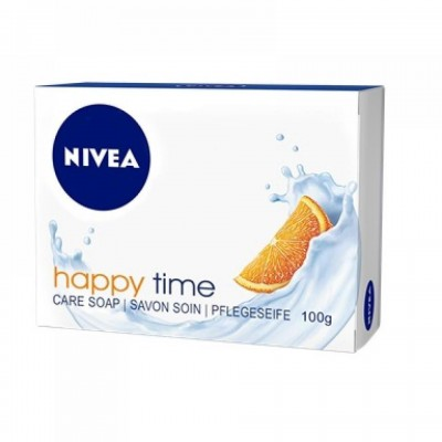 Nivea Toaletní mýdlo Happy Time 100 g