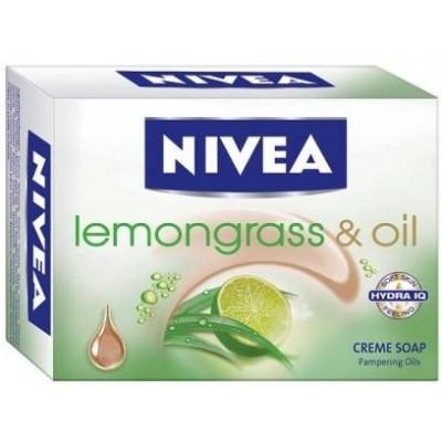 Nivea Toaletní mýdlo Lemongrass & Oil 100 g