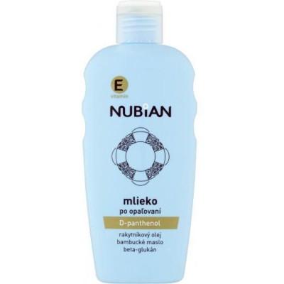 Nubian D-Panthenol mléko po opalování 200 ml