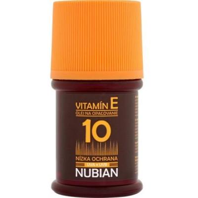 Nubian Olej na opalování SPF10 60 ml