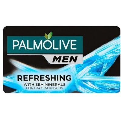 Palmolive Men Toaletní mýdlo Refreshing 90 g