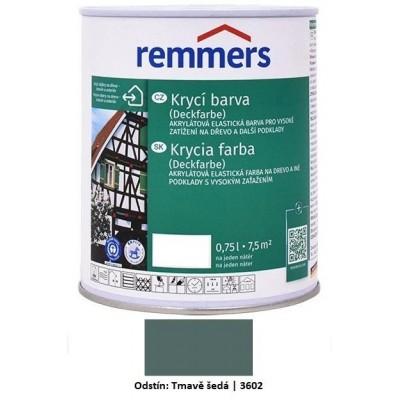Remmers - Deckfarbe 0,75