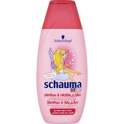 Schauma Kids Girl Šampón a balzám 250 ml