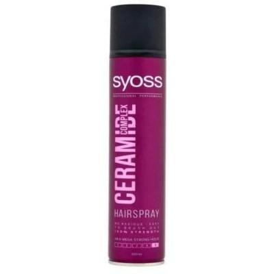 Syoss Ceramide Complex lak na vlasy 300 ml