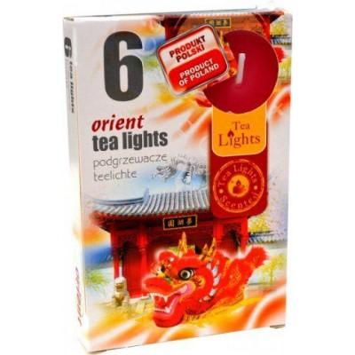 Tea Lights Orient čajové svíčky 6 ks