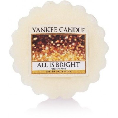 Yankee Candle Vosk do aromalampy All Is Bright 22 g