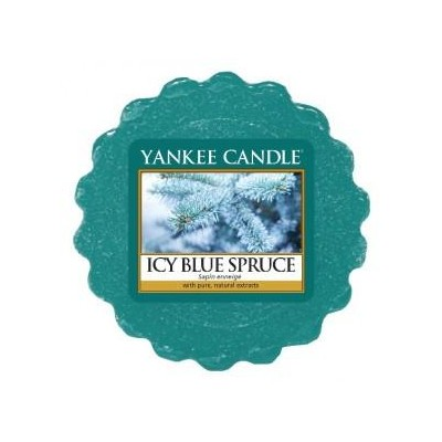 Yankee Candle Vosk do aromalampy Icy Blue Spruce 22 g