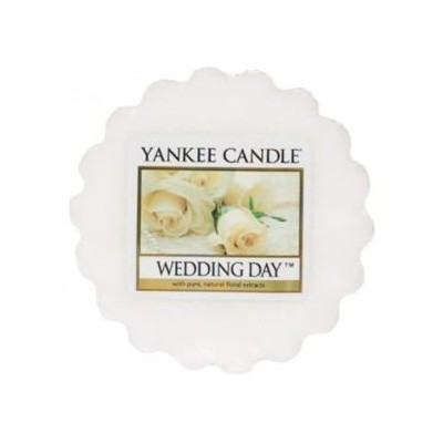 Yankee Candle Vosk do aromalampy Wedding Day 22 g