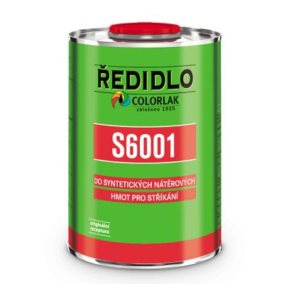Colorlak Ředidlo S6001 420 ml