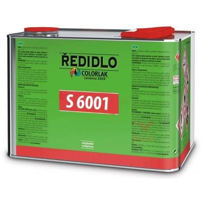 Colorlak Ředidlo S6001 4 l
