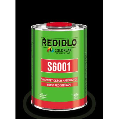 Colorlak Ředidlo S6001 700 ml