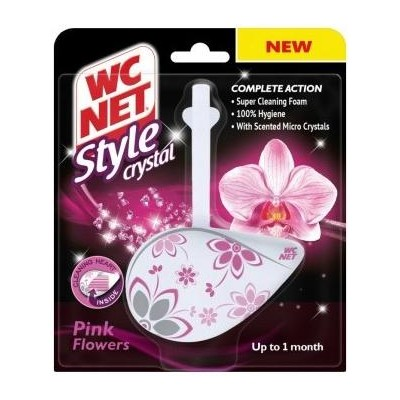 WC NET Style Crystal Blue Fresh 36,5 g