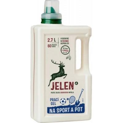 Jelen Prací gel na sport a pot 1,35 l