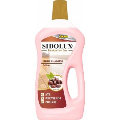 Sidolux Premium Floor Care dřevěné a lam. podlahy 750ml