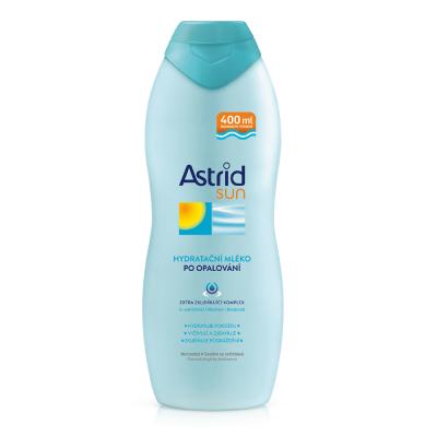 Astrid sun Hydratační mléko po opalování 400ml