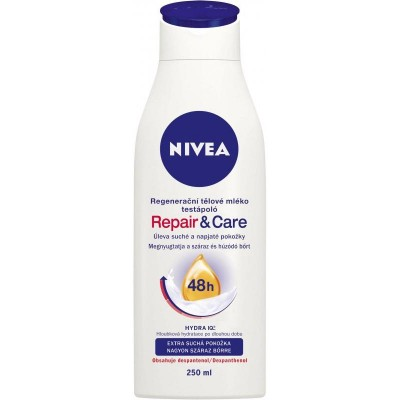 Nivea Regenerační tělové mléko Repair & Care 250 ml