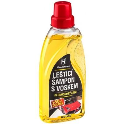 Den Braven leštící šampon s voskem