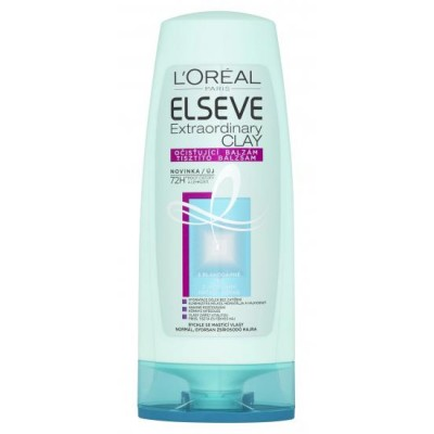 L'Oréal Paris Elseve očisťující balzám na vlasy 200 ml