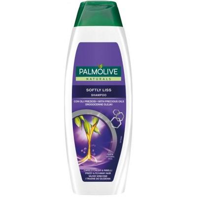 Palmolive Šampón pro lámavé a rozcuchané vlasy Naturals Softly Liss 350 ml