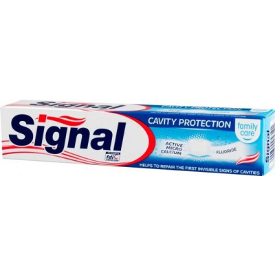 Signal Cavity Protection zubní pasta 75 ml