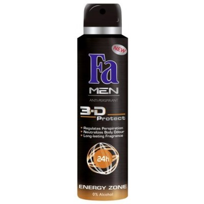 Fa Men Antiperspirant Energy Zone 150 ml