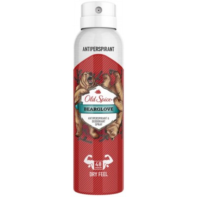 Old Spice Antiperspirant Bearglove 150 ml