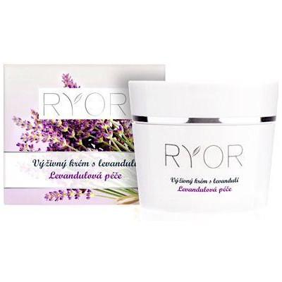 Ryor výživný krém s levandulí levandulová péče 50 ml