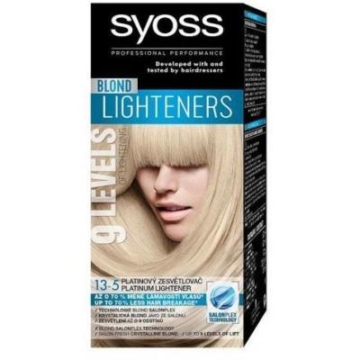 Syoss Lightening Blond zesvětlovač barva na vlasy - 13-5