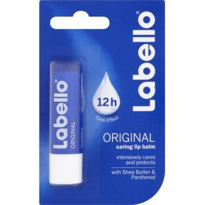Labello original care balzám na rty 4,8 g