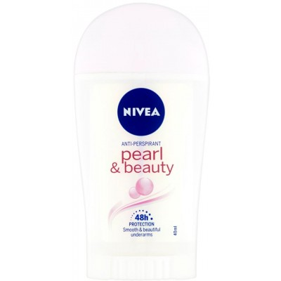 Nivea Tuhý Antiperspirant Pearl & Beauty 40 ml