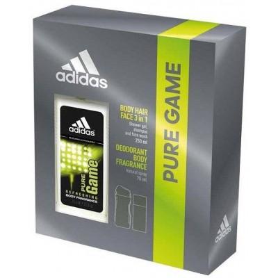 Adidas Dárková sada pro muže Pure Game