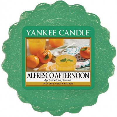 Yankee Candle Vosk do aromalampy Afresco Afternoon 22 g