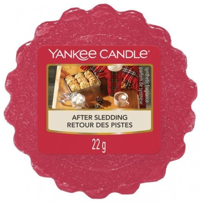 Yankee Candle Vosk do aromalampy After Sledding 22 g