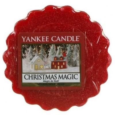 Yankee Candle Vosk do aromalampy Christmas Magic 22 g