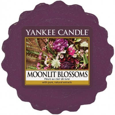 Yankee Candle Vosk do aromalampy Moonlit Blossoms 22 g