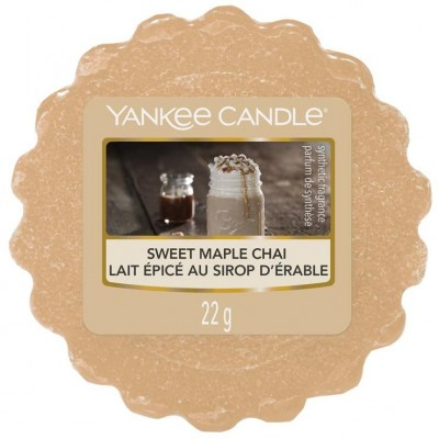 Yankee Candle Vosk do aromalampy Sweet Maple Chai 22 g