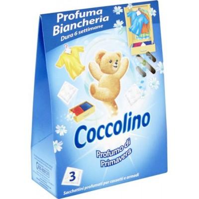 Coccolino Vonné sáčky Primavera 3 ks