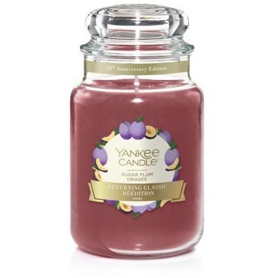 Yankee Candle Vonná svíčka Sugar Plum 623 g