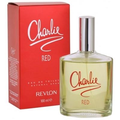 Revlon Toaletní voda Charlie Red 100 ml