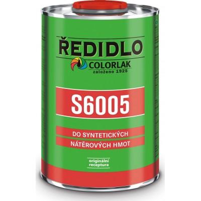 Colorlak Ředidlo S6005 420 ml