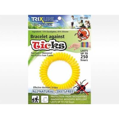 Trixline Náramek proti klíšťatům BC TR 248