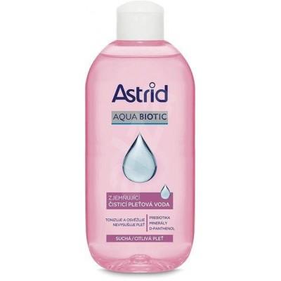 Astrid Zjemňující čisticí pleťová voda pro suchou a citlivou pleť 200 ml