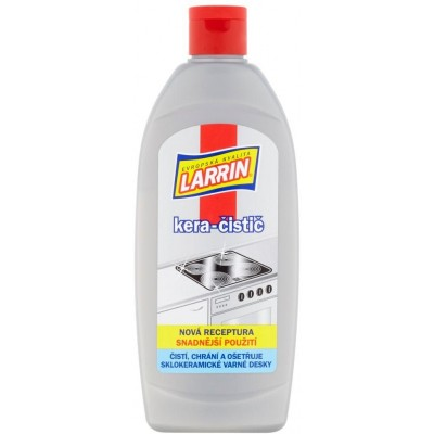 Larrin Kera čistič na sklokeramické desky 200 ml