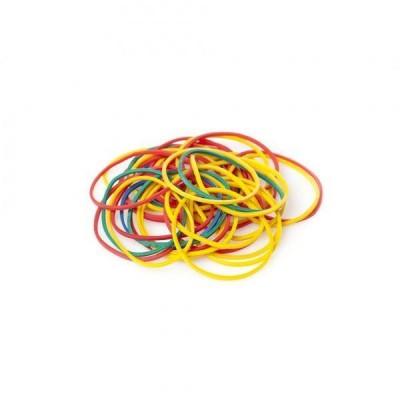 Gumičky kancelářské Mix barev 25 g