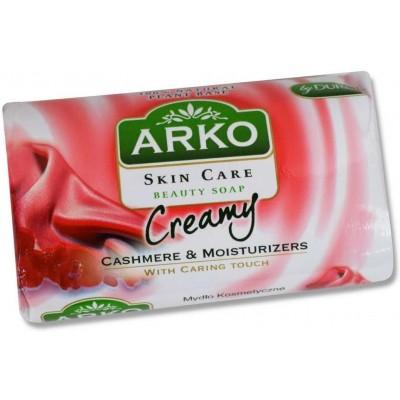 Arko Toaletní mýdlo Cashmere Cream 90 g